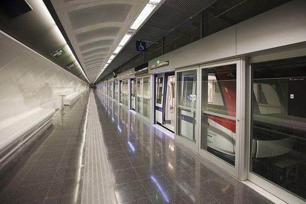 Linea 9 metro de Barcelona Airtub Proyectos Barcelona Zaragoza Conductos Ventilación Climatización
