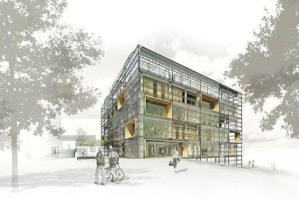 Edificio Icta Airtub Proyectos Barcelona Zaragoza Conductos ventilación climatización