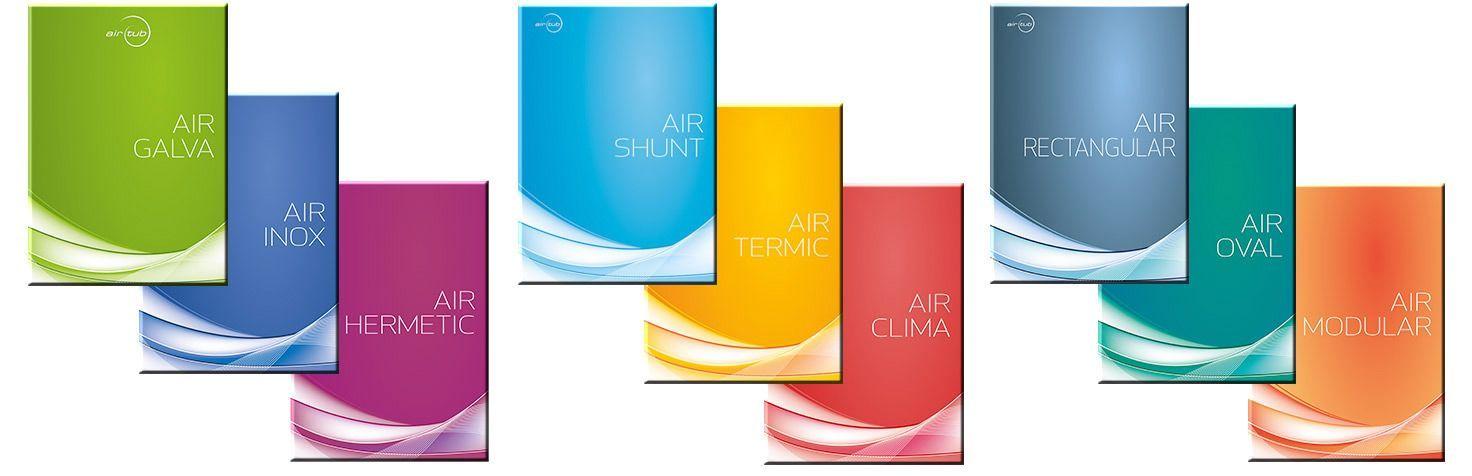 Productos Ventilación Climatización Air tub
