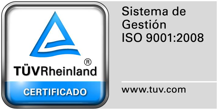 CERTIFICACIÓN ISO: 9001