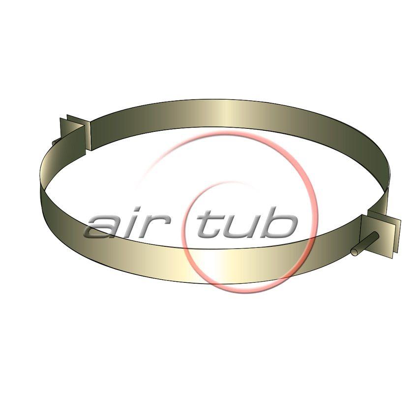 ABRAZADERAS INOXIDABLES AIR INOX AIRTUB