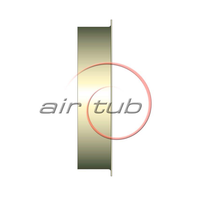 CUELLO CORONA INOXIDABLES PESTAÑA AIR INOX AIRTUB