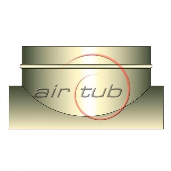 INJERTOS ENTRONQUES INOXIDABLES AIR INOX AIRTUB