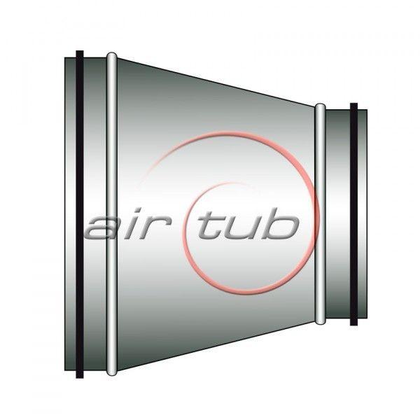 REDUCCION CONCENTRICA JUNTA GOMA AIR HERMETIC AIRTUB