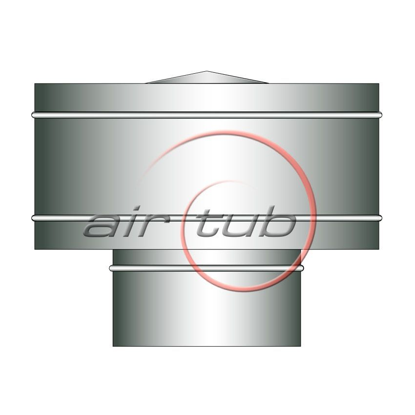 SOMBRERETE SOMBRERO ANTIRREGOLFANTE ANTI REVOCO AIR GALVA AIRTUB