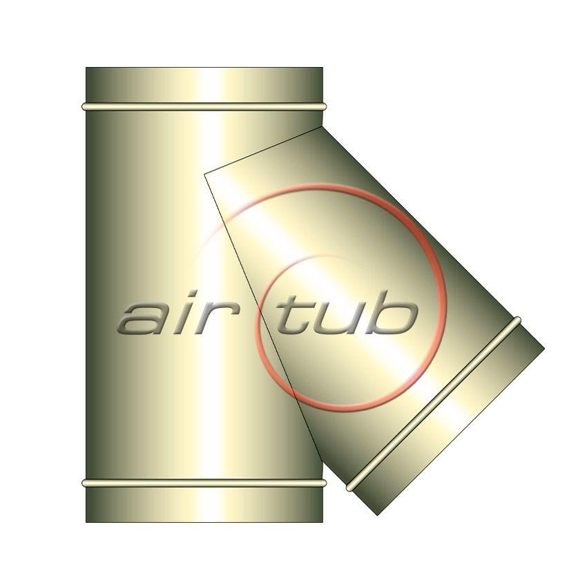 TES 45 INOXIDABLES HELICOIDALES AIR INOX AIRTUB