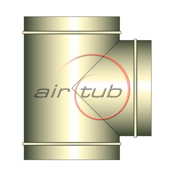 TES 90 INOXIDABLES HELICOIDALES AIR INOX AIRTUB