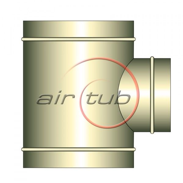 TES REDUCCION 90 AINOXIDABLES AIR INOX AIRTUB