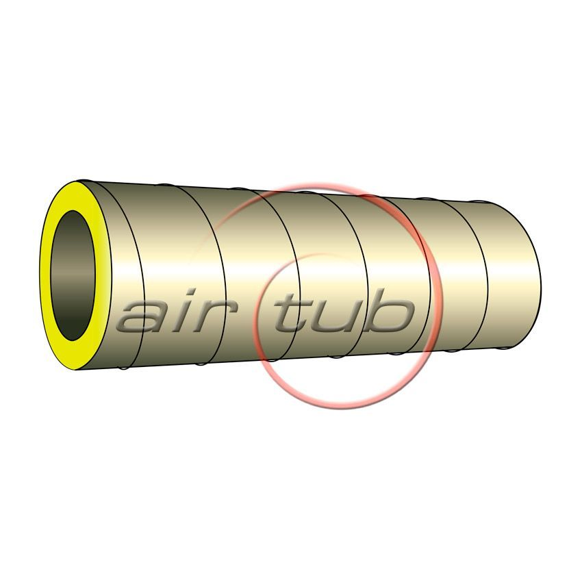 TUBO DOBLE INOX INOX PARED AIR TERMIC