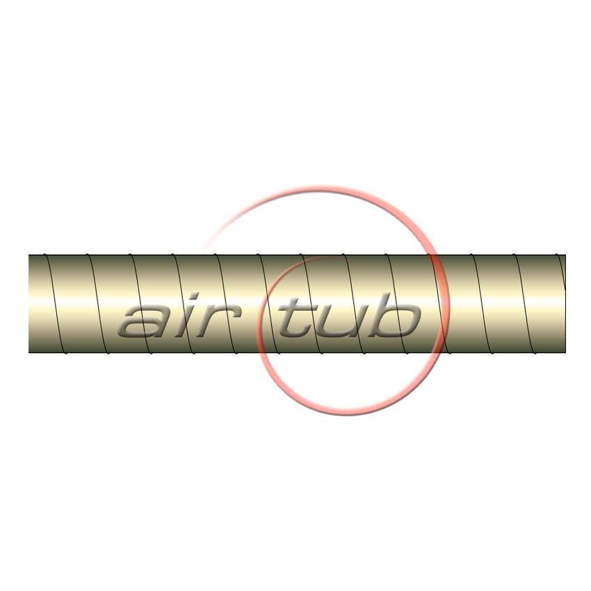 TUBO HELICOIDAL INOXIDABLES AIR INOX AIRTUB