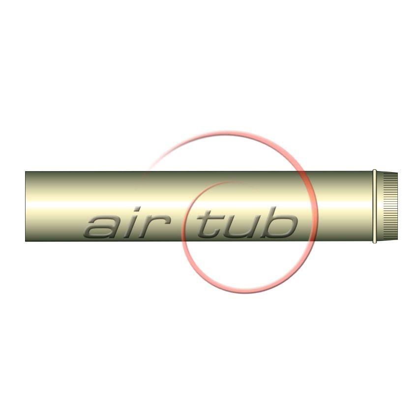 TUBO LISO INOXIDABLES AIR INOX MACHO HEMBRA AIRTUB